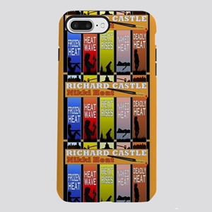 Richard Castle Beach Towel iPhone 7 Plus Tough Cas