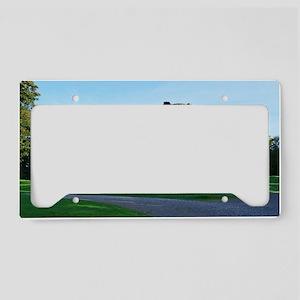 Dunstaffnage Castle License Plate Holder