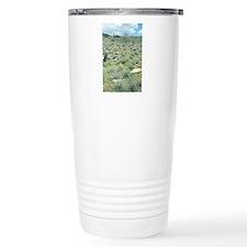 Stepping Stones Desert Travel Mug