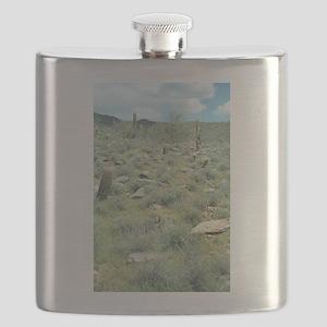 Stepping Stones Desert Flask