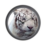 Disappearing Tigers Wall Clock