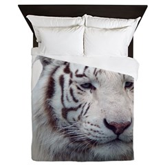 Disappearing Tigers Queen Duvet