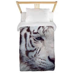 Disappearing Tigers Twin Duvet