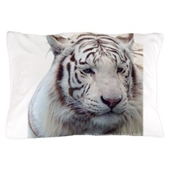 Disappearing Tigers Pillow Case
