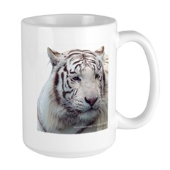 Disappearing Tigers Mugs