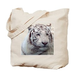 Disappearing Tigers Tote Bag