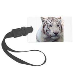 Disappearing Tigers Luggage Tag