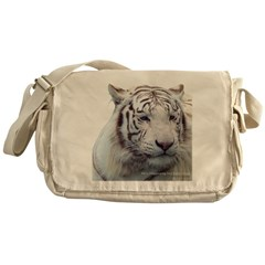 Disappearing Tigers Messenger Bag