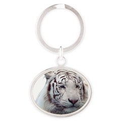 Disappearing Tigers Keychains