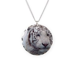Disappearing Tigers Necklace