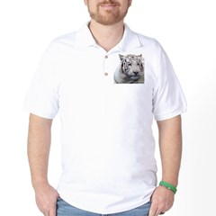 Disappearing Tigers Golf Shirt