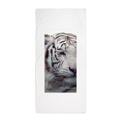 Disappearing Tigers Beach Towel