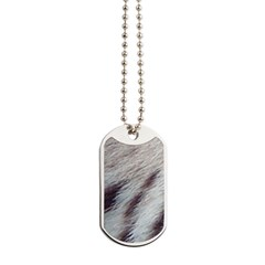 Disappearing Tigers Dog Tags