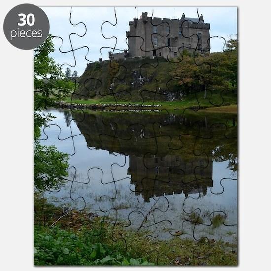 Pretty Dunvegan Castle Puzzle