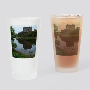 Pretty Dunvegan Castle Drinking Glass