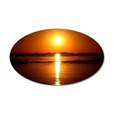 Sunset Wall Decal