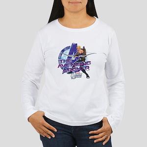 Avenging Archer Women's Long Sleeve T-Shirt