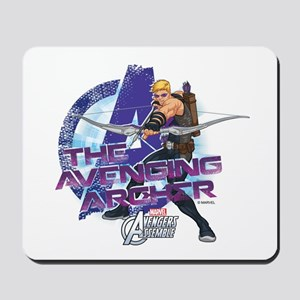 Avenging Archer Mousepad