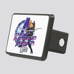 Avenging Archer Rectangular Hitch Cover