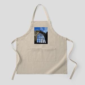 Window at Holyrood Abbey Apron