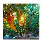 Eden Sunset Tile Coaster