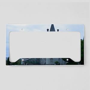 Inveraray Palace License Plate Holder