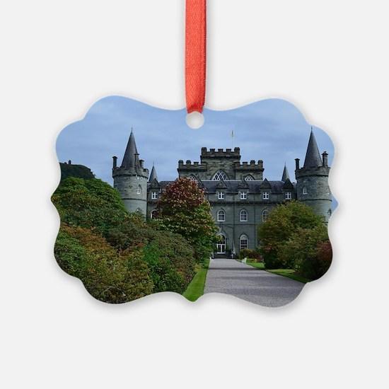 Inveraray in Scotland Ornament