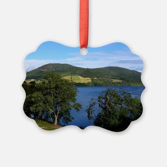 Loch Ness Ornament