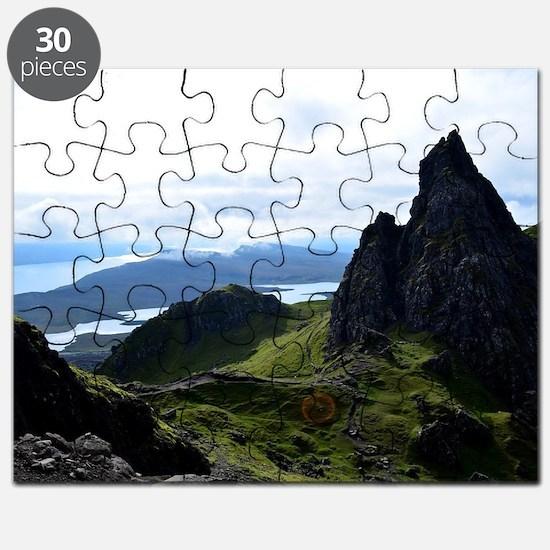 Hiking on the Isle of Skye Puzzle