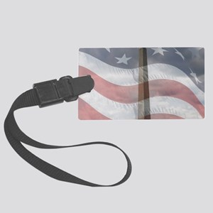 Washington Monument Large Luggage Tag