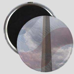 Monument in Washington DC Magnet
