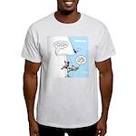 Pick Your Nose Light T-Shirt