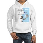 Pick Your Nose Hooded Sweatshirt