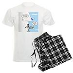 Pick Your Nose Men's Light Pajamas