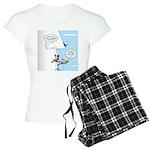 Pick Your Nose Women's Light Pajamas