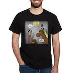 Horse Coffee Dark T-Shirt