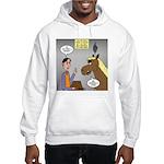 Horse Coffee Hooded Sweatshirt