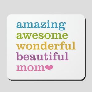 Amazing Mom Mousepad