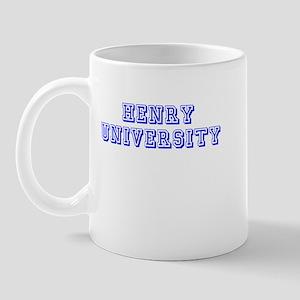 Henry University Mug