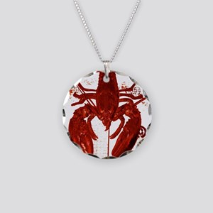 Lobstah Series-5 Necklace Circle Charm