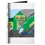 DIY Cat Wash Journal
