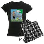 Tinkles Mistake Women's Dark Pajamas