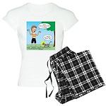 Tinkles Mistake Women's Light Pajamas