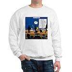 Robot Graduation Sweatshirt