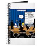 Robot Graduation Journal
