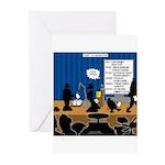 Robot Graduation Greeting Cards (Pk of 10)