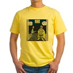 Wide Load Yellow T-Shirt