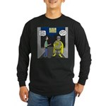 Wide Load Long Sleeve Dark T-Shirt