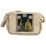 Wide Load Messenger Bag