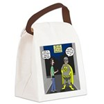 Wide Load Canvas Lunch Bag